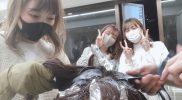 カラー講習☆井熊